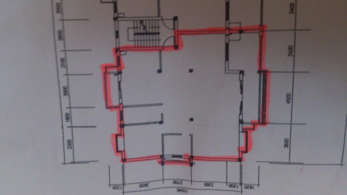 书房简易电路图