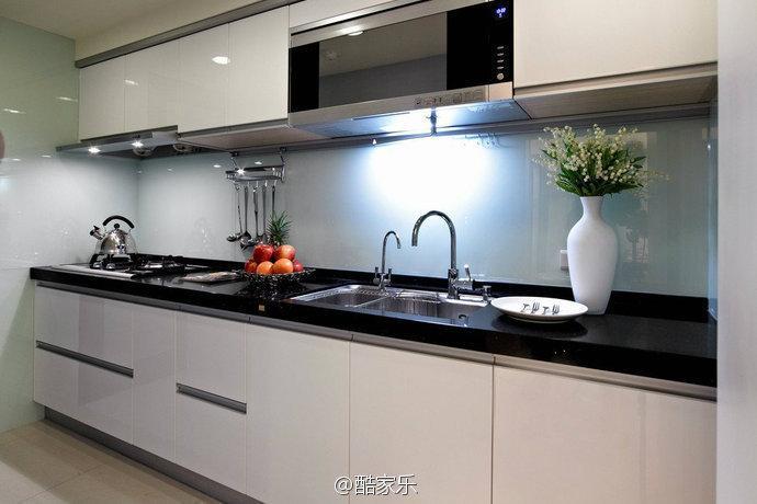 ps室内平面素材厨房
