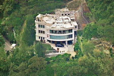 揭秘:亚洲首富李嘉诚的豪宅风水究竟有多好?