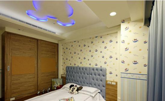 五款儿童房间装修设计图,为宝宝打造快乐的童年