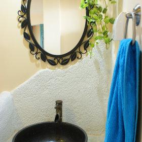 卫生间干湿分离装修效果展示