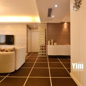 105平现代简约二居室