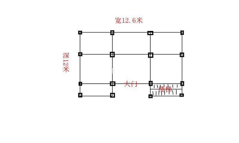 设计图分享 自建房6-7层设计图 > 自建房图纸哟  自建房图纸哟 宽600图片