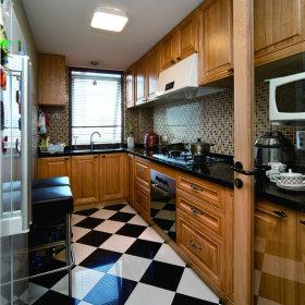 美式厨房设计方案