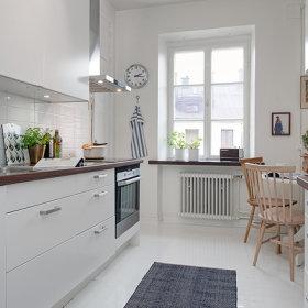 北欧厨房装修案例