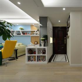 客厅隔断设计方案