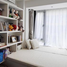 卧室书房榻榻米设计案例展示