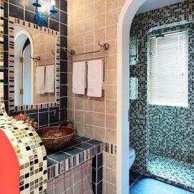 卫生间干湿分离设计方案