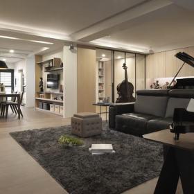 客厅隔断设计案例展示
