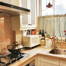 地中海厨房收纳设计图
