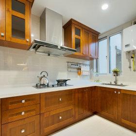 美式厨房设计案例