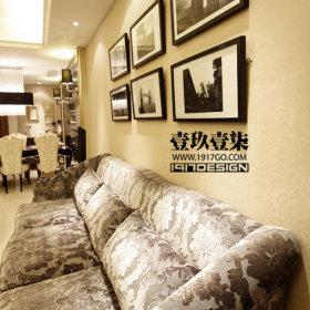 客厅背景墙装修效果展示