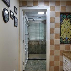 卫生间干湿分离设计案例展示