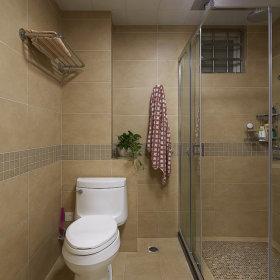 139平美式三居室