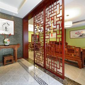 走廊隔断设计方案