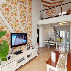 客厅背景墙设计案例展示