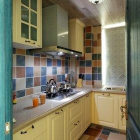 地中海厨房案例展示