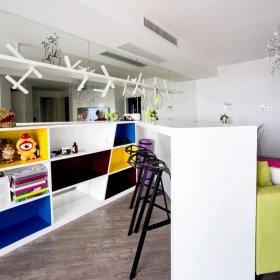 客厅吧台设计方案