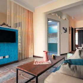 混搭客厅设计方案