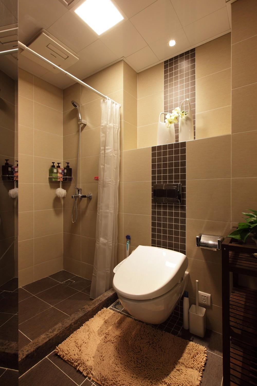 卫生间设计案例展示图片