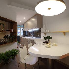 厨房吧台案例展示
