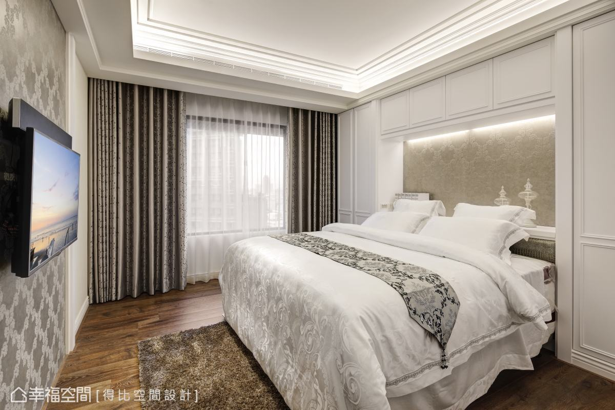 木工床头线条图片
