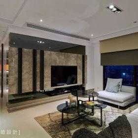 客厅背景墙装修图