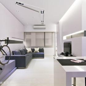 客厅吧台装修案例
