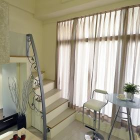 走廊楼梯装修效果展示