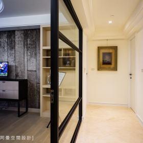 165方现代简约三居室