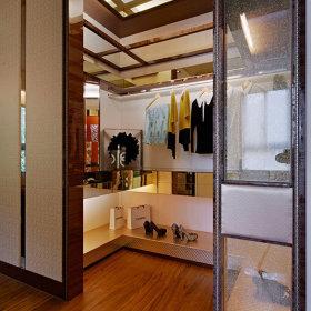 步入式衣柜设计案例