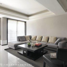 现代简约客厅沙发设计图