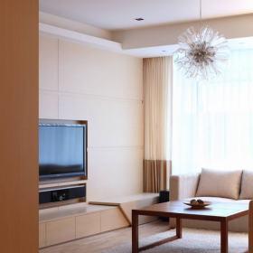 客厅电视墙案例展示