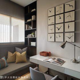 书房设计案例