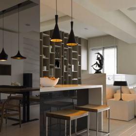 客厅收纳设计案例展示