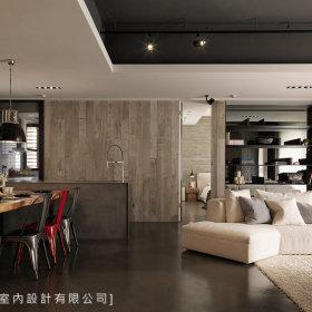 混搭客厅设计案例展示