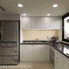 简欧厨房设计方案