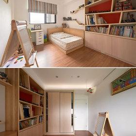 儿童房设计图