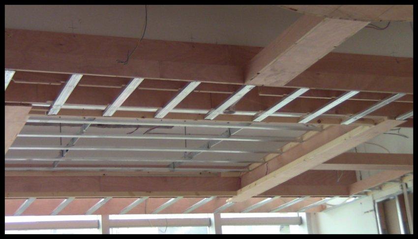 木工装潢造型顶步骤
