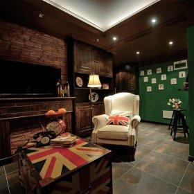 简欧客厅设计方案