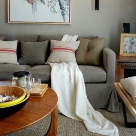 北欧客厅沙发设计方案