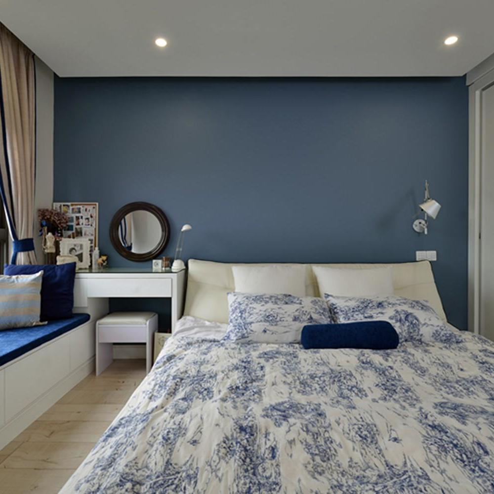 背景墙 房间 家居 起居室 设计 卧室 卧室装修 现代 装修 1000_1000图片