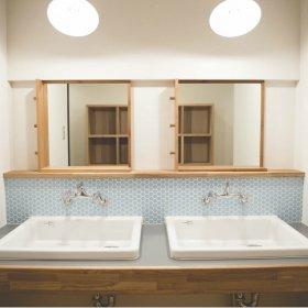 日式卫生间装修案例