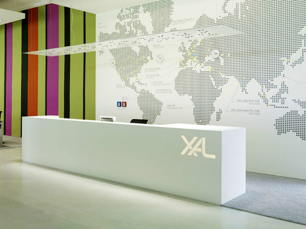 杭州简约办公室设计案例