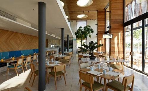 餐饮空间设计效果图 餐厅装修不用愁