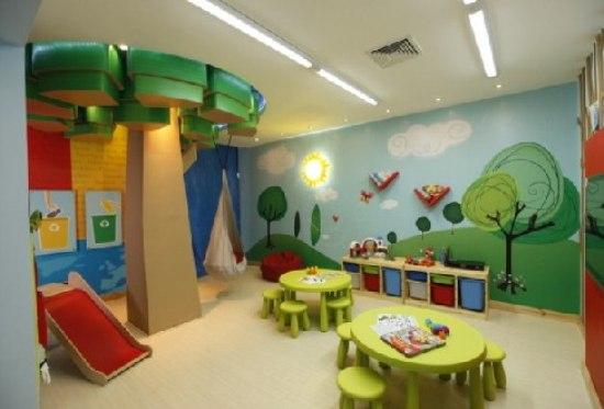 16款儿童房装修 动物森林元素欢乐相伴