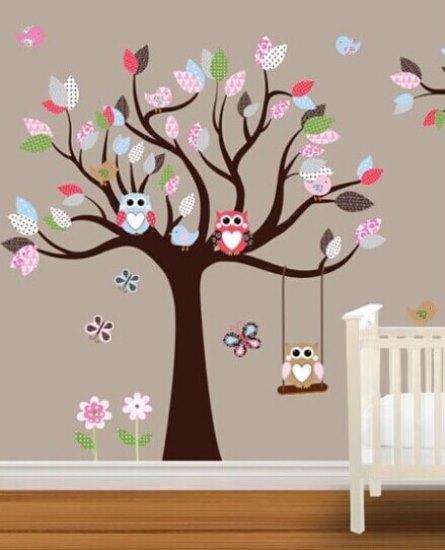 装出童真色彩 16张可爱儿童房背景墙