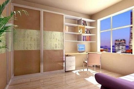 家居 设计 书房 装修 550_367图片