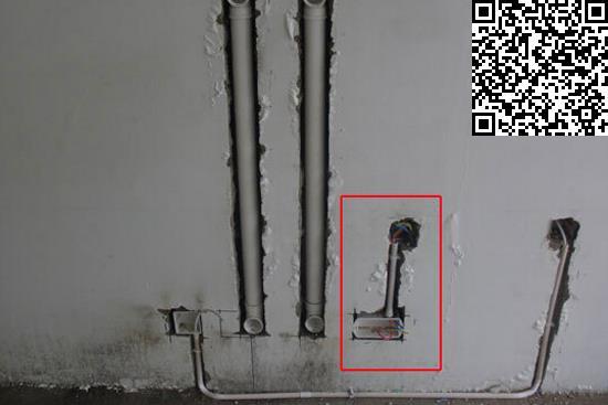 房子装修电路埋线路图