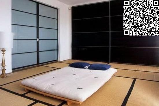 小户型卧室榻榻米装修效果图